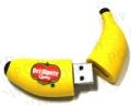 Custom Fruit and Veggie Shaped USB Flash Drives