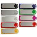 Translucent Swivel Flash Drive