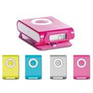iPod Style Pedometer