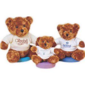 Lil Cocoa Stuffed Animal Teddy Bear