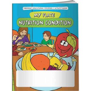 Nutrition Coloring Book