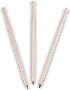 Wooden Drumstick Pen