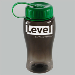 18oz PETE BPA Free Water Bottles | Promotional Product Ideas
