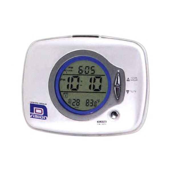 Custom Imprinted Vibrating Pillow Alarm Clock