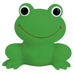 Peace Frogs Smiley Face Frog | Peace Frogs Figurines | Music ...