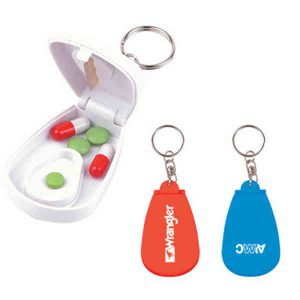 Imprinted Pill Box and Cutter
