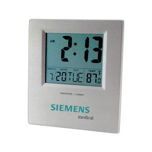 Calendar Clock Wallpaper For Desktop : Desktop calendar alarm clock and thermometer promotional
