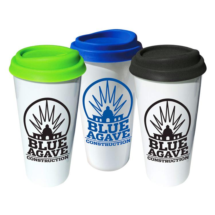Plastic Mug With Silicone Lid Promotional Products Blog