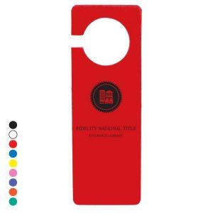 Custom Printed Foam Door Hangers Lock Box Protectors