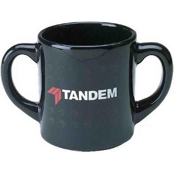 Double handle mugs and triple handle mugs promotional for Mug handle ideas