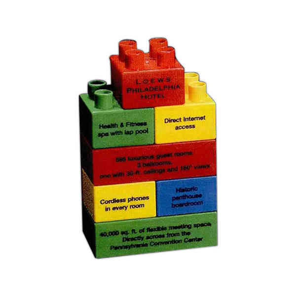 Promo Blocks Custom Printed And Similar To Legos