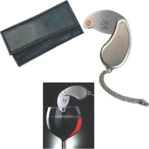 Clef Du Vin: Wine tool accelerates the aging process! | Promotional ...