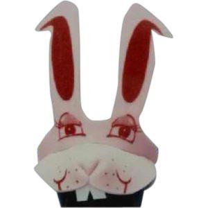 Special Foam Bunny Hat