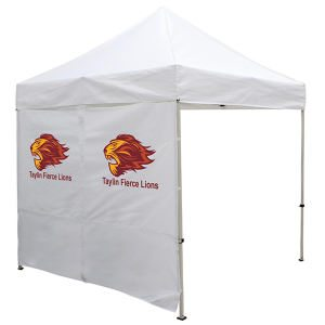 Mid-Size 8' Polyester Event Tent Wall