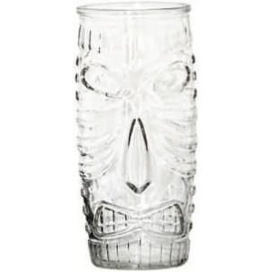 20 oz. Clear Tiki Drinkware