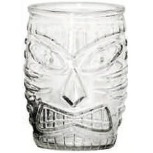 16 oz. Clear Tiki Drinkware