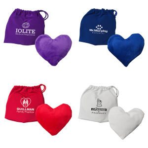 Safe Use Relaxing Formula Aroma Hearts - Warm Scent