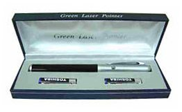 Green Technical Grade Laser Pointer - Good for Presentations and Star Watching
