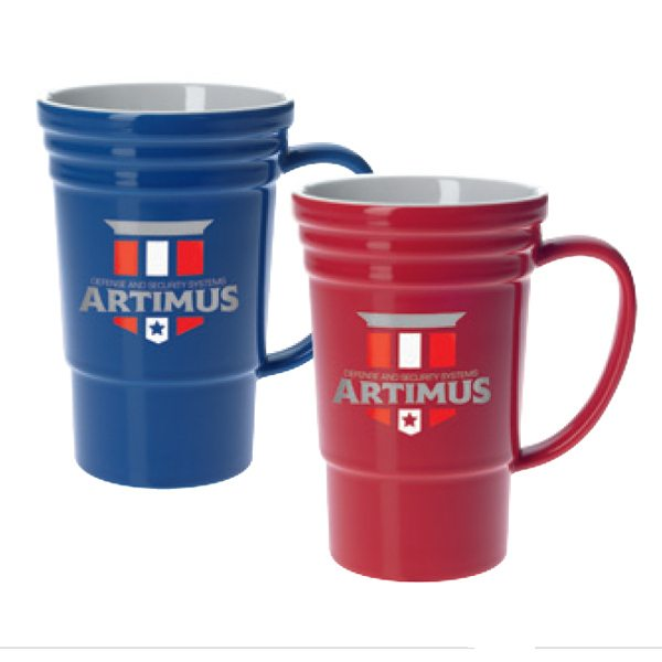 Red Party Cup Solo Cup Shaped Coffee Mugs And Cups