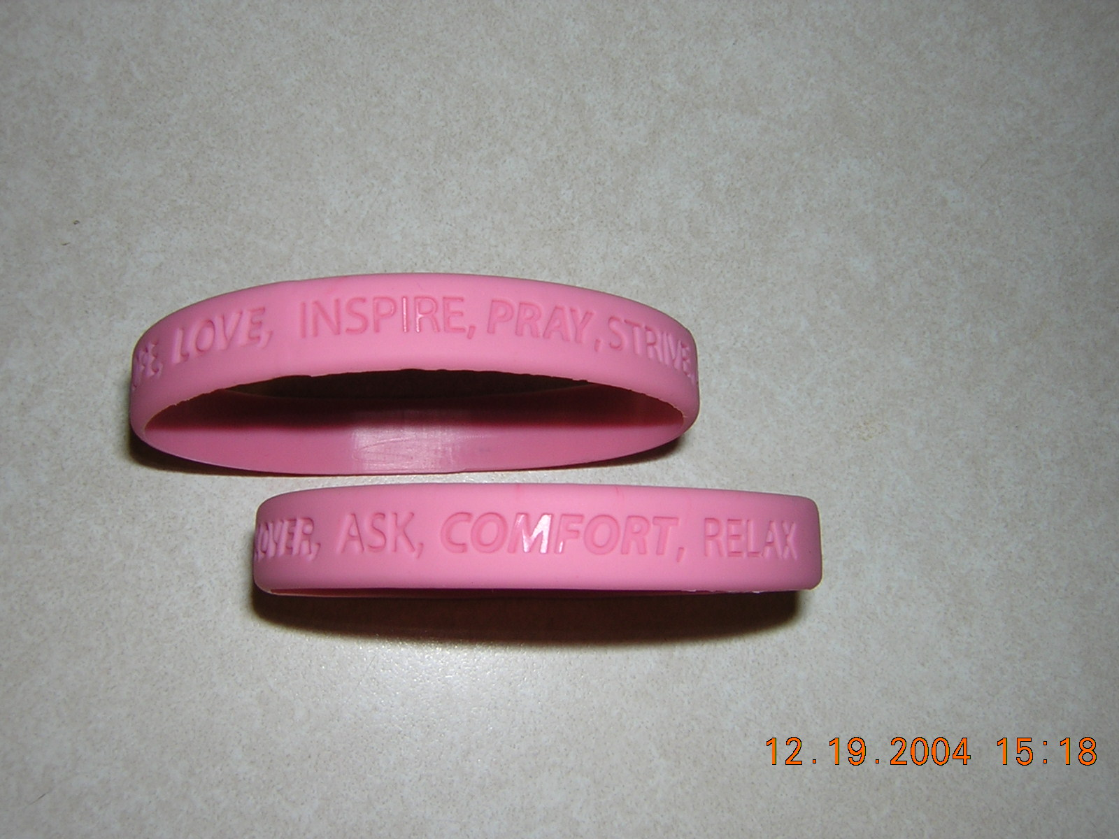 pack bracelets that bracelet clavel awareness products support b to cancer breast donate foundation