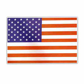 United States Flag Car Magnets