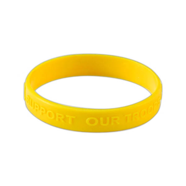 Troop Support Bracelets Signifies Our Troops Great For Sending Off Or Welcome Home Parties Military Personel