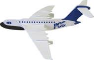 Foam Airplane Puzzle