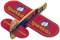 Logo Mono Plane Foam Glider / Foam Airplane