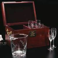 executive gifts, fine cystal, fine crystal sets, retirement gifts, promotion gifts, , promotional, l