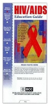 aids, HIV, awareness, booklet, pamphlet, prevention, tips, facts, health