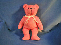 Pink Ribbon Bear