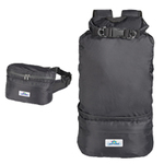 2 in 1 Dry Pack Backpack