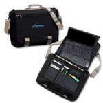 Item# SM7560 - The Marlin Briefcase/Computer Case