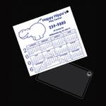 Calendar Magnetic Magnifyer