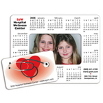 Large Picture Frame Calendar Magnet - 4 Color Process