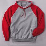 Jerzees Pull-Over Hoodie Sweatshirt