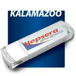 Kalamazoo Brushed Aluminum Memory Stick / USB Drive