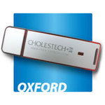 Oxford Brushed Aluminum Memory Stick / USB Drive