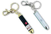 Red Laser Pointer Key Chain