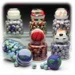 Candy Apothecary Jars