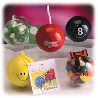 Candy Theme Globes