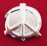 Peace Sign / Symbol Lapel Pin