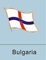 Bulgaria Flag Pin
