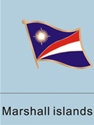 marshall islands, marshall island flag, patriotism, patriotic, lapel pin,...