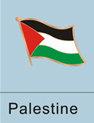 Palestine Flag Pin