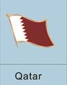 qatar, qatari, qatarian flag, flag, patriotism, patriotic, lapel pin, flag...