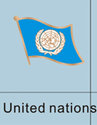 united nations flag, united nations flag pin, patriotism, patriotic, lapel...