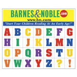 29 Piece Alphabet Message Magnet