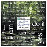 Forest 49 Motivation Words Message Magnet