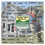 Real Estate 49 Motivation Words Message Magnet